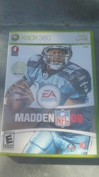 Madden 08 for xbox 360