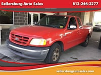 2002 Ford F-150 Long Bed 4D Sellersburg