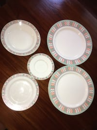 14 pieces of China dinnerware  Port St. Lucie