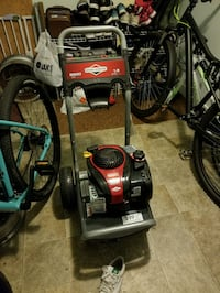 Brand new Briggs and Stratton pressure washer  Vancouver