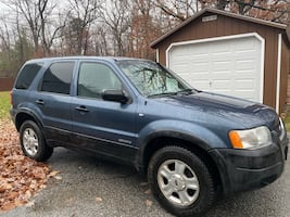 2002 Ford Escape XLT Sport 4X4