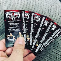 PWA Wrestling Tickets Canal Winchester, 43110