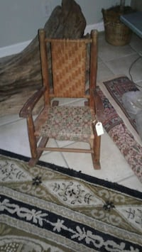 Antique wicker child's rocker Alexandria, 22309