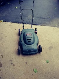 electric lawn mower Milwaukee