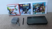 New Nintendo 3DS XL with 3 games a Charger and Stylo Surrey, V3S 3V8