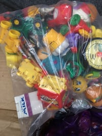 Assorted happy meal toys and Furbies from the 80sAssorted plastic toys in pack come get all of them for 40.00for all  Garden Grove, 92840