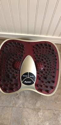 red and gray foot massager Oklahoma City, 73107