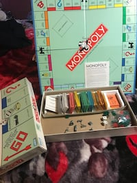 Monopoly game board Surrey, V3T 3S7