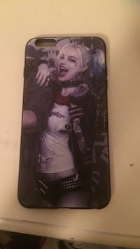 Harley Quinn smartphone case