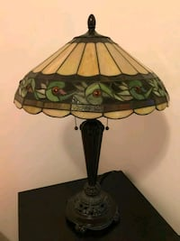 black and green table lamp Miami, 33157