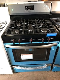 New Frigidaire stainless steel gas stove 6 months warranty Catonsville