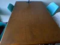 Wooden table Mississauga, L5B