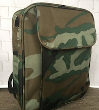 Brand New Green Camo Preschool or PreK Back for Boys and Girls at Wholesale Cost Jacksonville