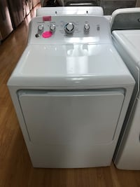 BRAND NEW GE white gas dryer  47 km
