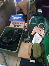 Purses , briefcases, suitcases, and many new shoes Arlington, 76013
