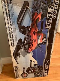 Polaris Outer Edge Snow Moto Red Snowmobile Sled Tech 4 Kids- For sale Pikesville, 21208