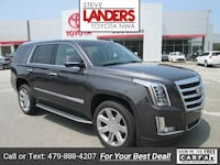 2016 Cadillac Escalade Luxury Rogers, 72758