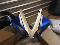 2010 Yamaha R1 front nose New York, 10461