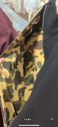 BAPE SWEATER Richmond Hill, L4C