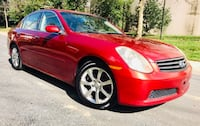 2006 Infiniti G35 ' Priced Cheap ' Engine is strong  Takoma Park