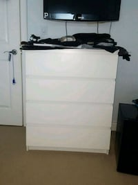 4 drawer shelf Vaughan, L6A 0K9