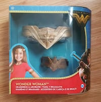 Wonder Woman Head and armband