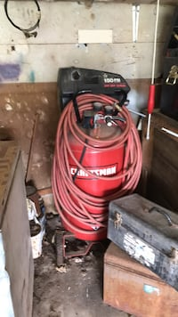 red and black air compressor Mount Airy, 21771