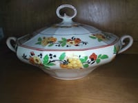 Myott and sons Co. Covered vegetable bowl Toronto, M1N 3Y6