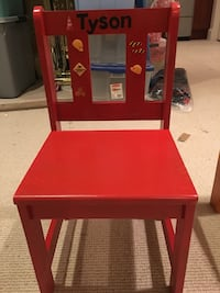 Personalized children's chairs. They do not have to be sold as a set Laurel, 20723