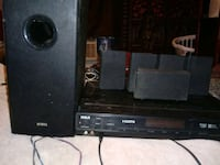 RCA HDMI RT2911 Home theatre system Lake Charles, 70601