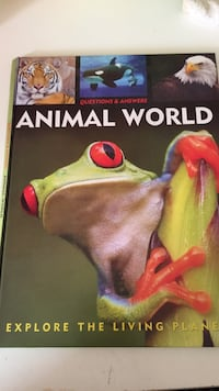 animal world book Sterling Heights, 48314