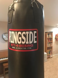 Ringside full length heavy bag (and hanging apparatus) Olney, 20832