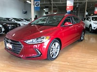 2017 Hyundai Elantra LEATHER | SUNROOF | BLIND SPOT | 68,000km Toronto