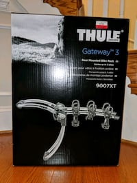 Thule gateway 3 bike rack. Brand New in box. Never opened! Herndon, 20171