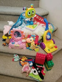 toddler's assorted toys Red Deer, T4R 3A3