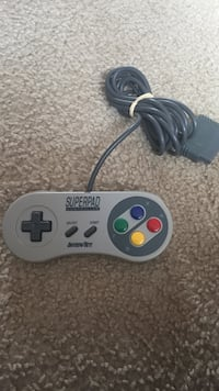 SuperPad SNES Controller by InterAct