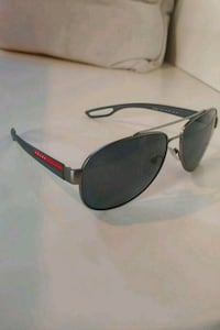 BLACK AND RED PRADA SUNGLASSES Burlington, L7P 1H6