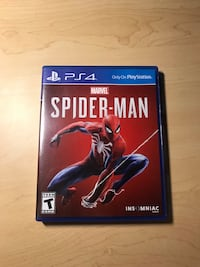 Spider-Man PS4 Game 851 km