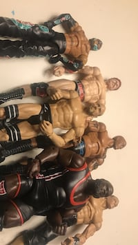 WWE Figures  Sterling, 20164
