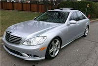 MERCEDES S450 AMG PACKAGE 2008 786 km