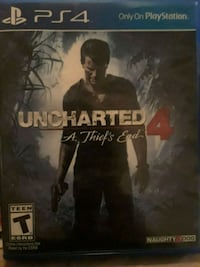 Sony PS4 Uncharted 4 A Thief's End case Mesa, 85202