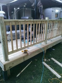 Free estimates decks.