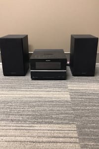 Sony iPod/CD/MP3 Stereo system
