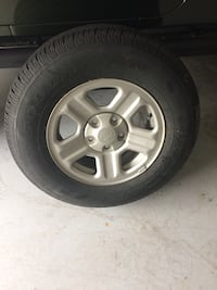 Jeep spare tire and wheel (never used) Knoxville, 37923