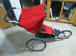 Kool stride KS-S1 three wheel stroller