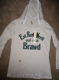 WOMEN'S FASHION HOODED TOP Toronto