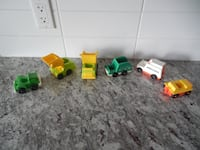*Vintage* Fisher Price Vehicles all for $20 PU Morinville