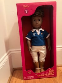 Brand new doll Stafford, 22554