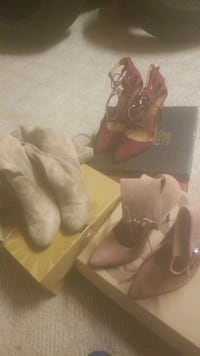 Womens heels Charlotte Russe size 6 and 7 Springfield, 22150