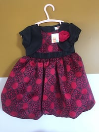 New Baby girl dresses 12months